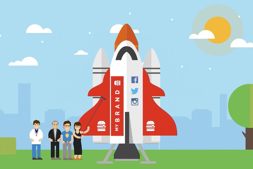 Jeux marketing pour les réseaux sociaux